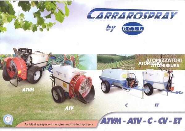 ATVM - ATV - C - CV - ET